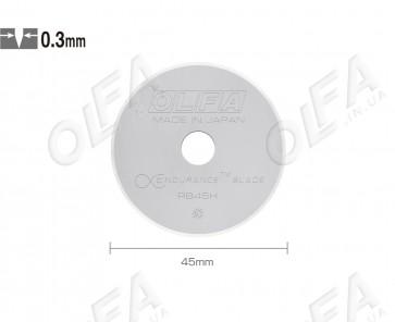 Роликовое лезвие 45 мм Olfa RB45H-1