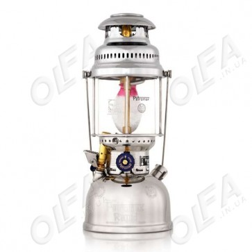Лампа высокого давления Petromax, латунь хромированная [под заказ]
