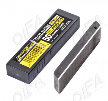 Сегментные лезвия 9 мм Olfa ABB-50
