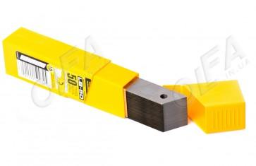 Сегментные лезвия 18 мм Olfa LB-50