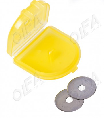 Роликовые лезвия 18 мм Olfa RB18-2