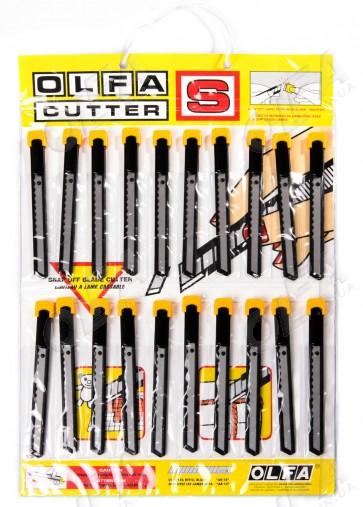 Набор ножей 9 мм Olfa S/20