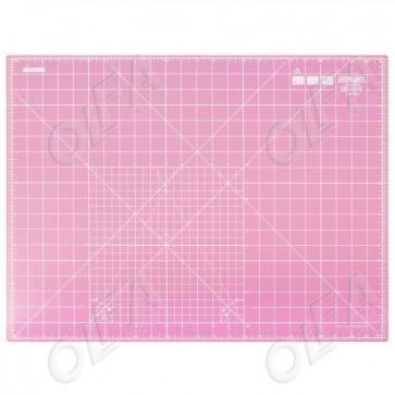 Коврик толщиной 1,6 мм Olfa RM-IC-S/pink
