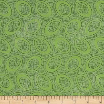 Ткань 45х55 см - Rowan - Первобытная точка - Листва
