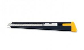Сегментный нож 9 мм Olfa 180 black
