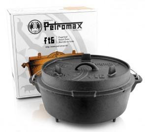 Казан Petromax 5,7л с крышкой-сковородой 1,9л  [под заказ]