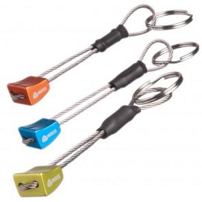 Набор брелоков для ключей - скалолазных закладок (3 шт)