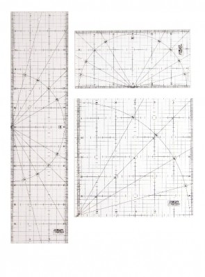 Набор метрических линеек (Olfa)