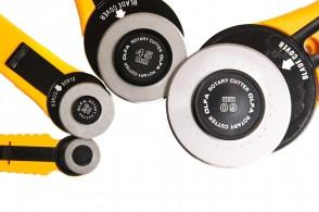 Комплект роликовых ножей