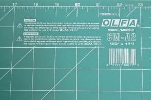 Коврик толщиной 2 мм Olfa CM-A2