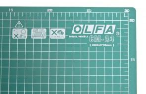 Коврик толщиной 2 мм Olfa CM-A4