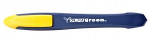 Сегментный нож 9 мм Olfa ES-1/green