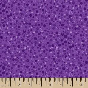 Ткань 45х55 см - Patrick Lose - Пузырики - Виноград