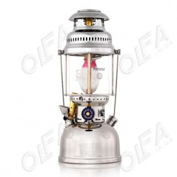Лампа високого тиску Petromax, латунь хромована [під замовлення]
