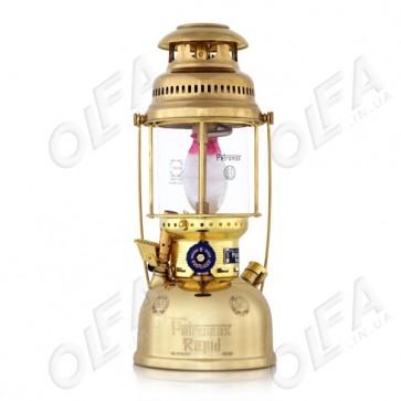 Лампа високого тиску Petromax, латунь полірована [під замовлення]