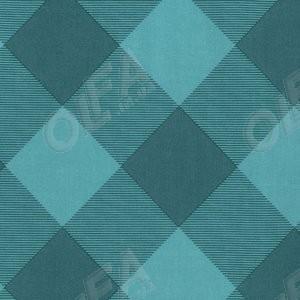 Тканина 45х55 см - Free Spirit - Модерн - Плед - Бірюзовий