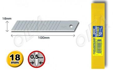 Сегментні леза 18 мм Olfa LBD-10
