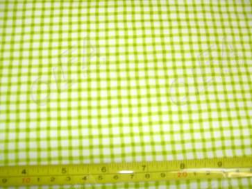 Ткань 45х55 см - Moda - Счастливое сияние - Шаткие полосы - Зеленый росток