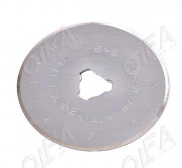 Роликовое лезвие 28 мм Olfa RB28-1