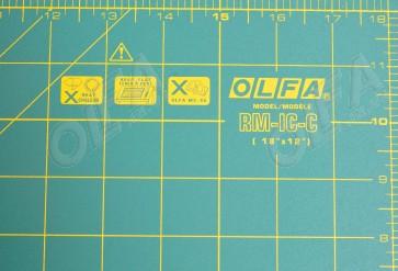 Килимок товщиною 1,6 мм Olfa RM-IC-C