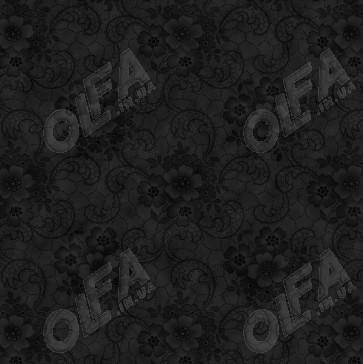 Ткань 45х55 см - RJR Fashion Fabrics - Шантильи - Ночь
