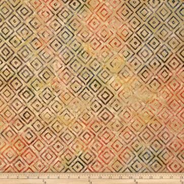 Ткань 45х55 см - Timeless Treasures - Батик - Алмазы