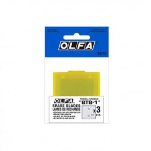 Лезвия Olfa BTB-1