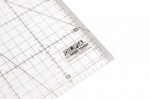 Лінійка метрична Olfa MQR-15x60