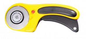 Роликовый нож 60 мм Olfa RTY-3/DX