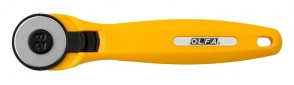Роликовый нож 28 мм Olfa RTY-1/G