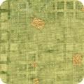 Ткань 45х55 см - Robert Kaufman - Оттенки сезона - Зеленый плед