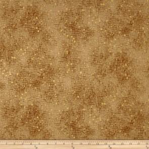 Ткань 45х55 см - Robert Kaufman - Оттенки сезона - Песочный плед
