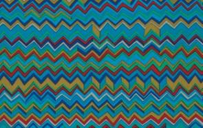 Ткань 45х55 см - Rowan - Зигзаг - Прохлада