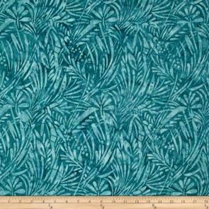 Ткань 45х55 см - Timeless Treasures - Батик - Можжевеловый тростник