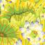 Ткань 45х55 см - Rowan - Цветочное озеро - Желтый